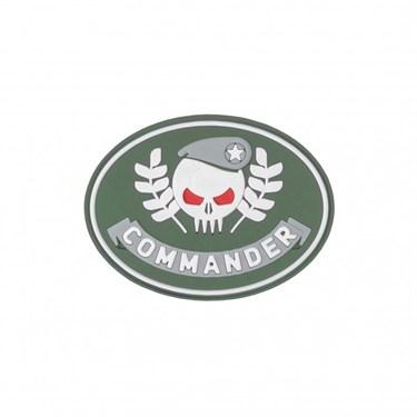 """Патч ПВХ professional """"Commander"""" - фото 20544"""