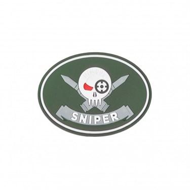 """Патч ПВХ professional """"Sniper"""" - фото 20550"""