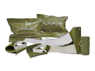 Пакет перевязочный индивидуальный ППИ(Э) – 1(10) - фото 20906