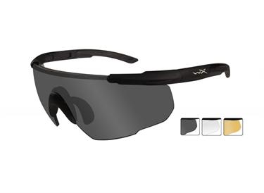 Баллистические очки WX SABER ADVANCED 308 - фото 21299