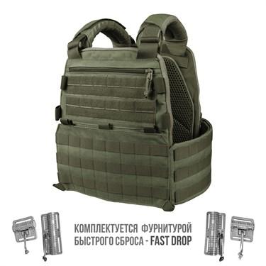 Плитоносец Stich Defense mod.3 (с быстросбросом FAST DROP) - фото 21431