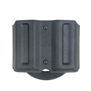 Паучер двойной пластиковый быстросъемный (Размер №4) Вектор, Glock 17. - фото 21488