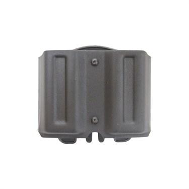 Паучер двойной пластиковый с креплением краб (MOLLE) (Размер №4) Вектор, Glock 17. - фото 21491