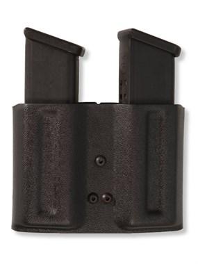 Паучер двойной пластиковый с креплением Tek-Lock (Размер №4) Вектор, Glock 17. - фото 21503