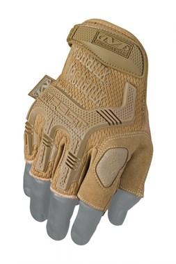 Перчатки Mechanix M-Pact Fingerless Coyote MFL-72 - фото 21910