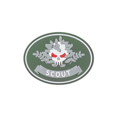 Патч ПВХ professional Scout