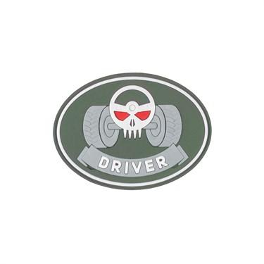 """Патч ПВХ professional """"Driver"""""""